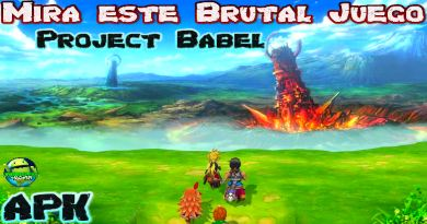 Project Babel para Android Tremendo juego 最果てのバベル